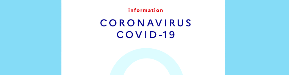 Informations covid-19 Orthosud