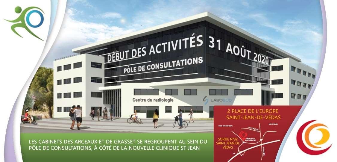 Pôle de consultations St Jean
